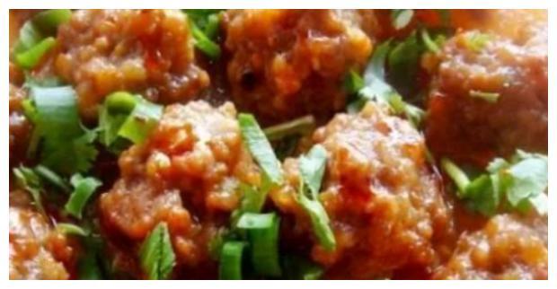 美食推荐:葱香冬瓜丸、河虾炒豌豆、茭白条炒火腿、西红柿炖猪蹄