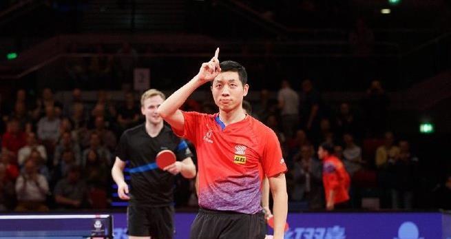 乒乓球最新世界排名:許昕不是第一,張本智和根本進不了前三!