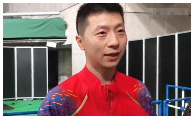 國乒3大世界冠軍受訪!馬龍憋著笑,不敢想奧運,許昕:我球太好