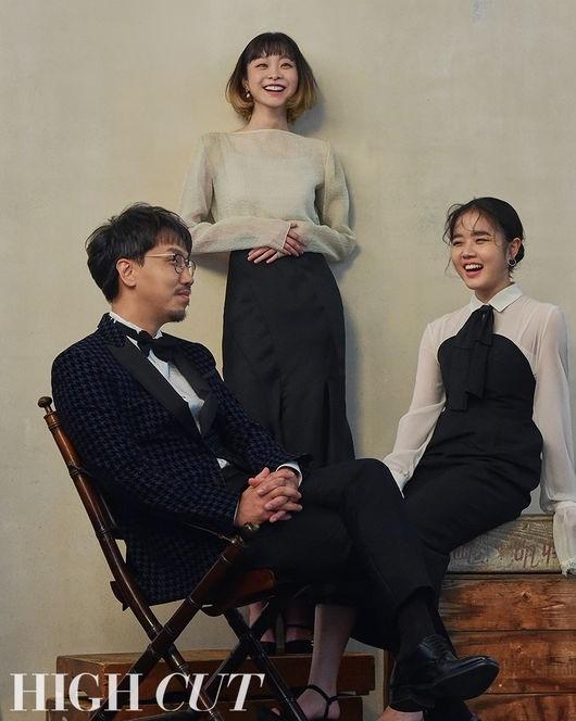韩志旼&南柱赫&金香奇等公开了充满魅力的写真摄影