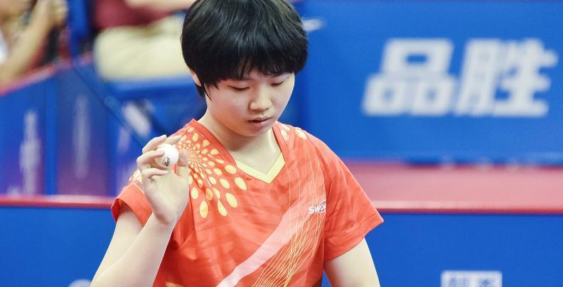 劉國梁獲好消息!國乒15歲小將展現驚人實力,3線橫掃對手晉級
