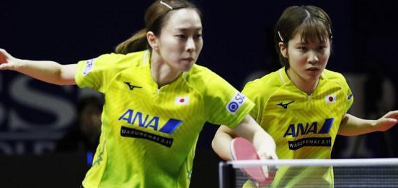 瑞公赛国乒5冠3次中日决赛!日本仍是最强敌手!德公赛4人先淘汰