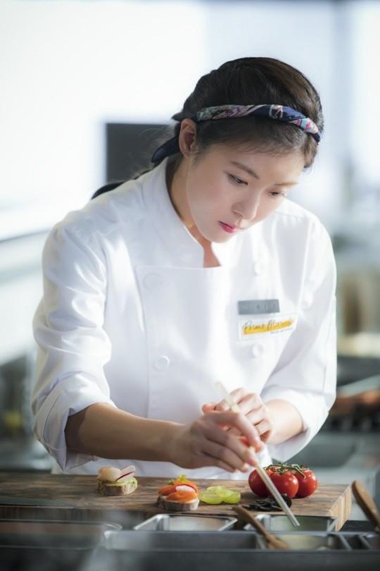 河智苑在新剧《巧克力》将播之际 表示想传达平凡日常和人生重要的幸福