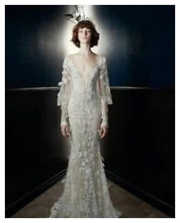 心理测试:你结婚想穿哪件婚纱,测在异性内心的档次
