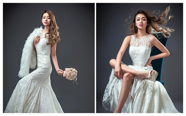 袁泉梅婷俞飞鸿三美人经典婚纱照,同为40多岁,气质差距如此大!