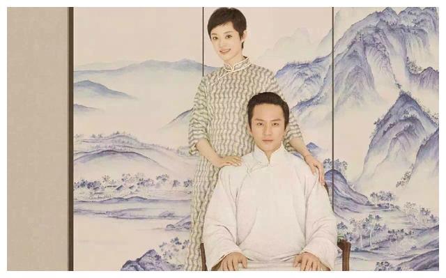孙俪杨颖宋慧乔最美婚纱照,不同主角异样风格