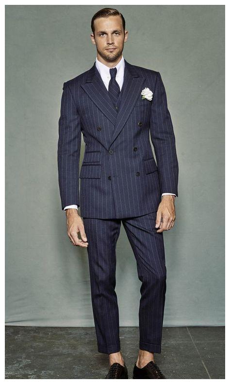 40岁男士怎么穿搭?这12套穿搭时尚大气上档次,关键还很帅