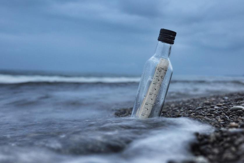 心理学:三个漂流瓶,你想捡哪个?测你春节期间会有什么喜事!