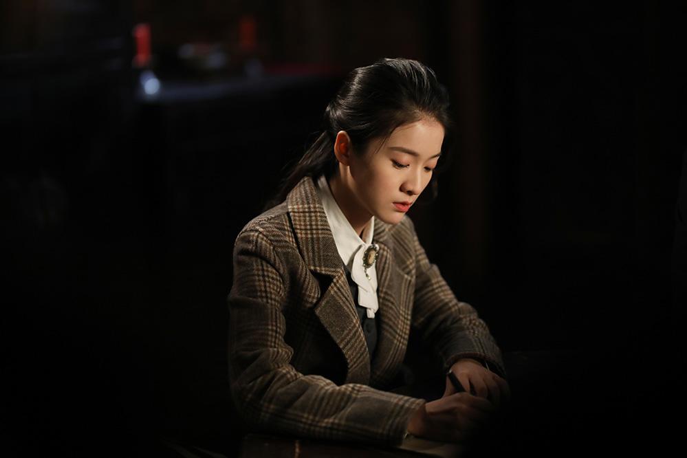 张雪迎《热血少年》定档1022 首挑民国进步青年引期待