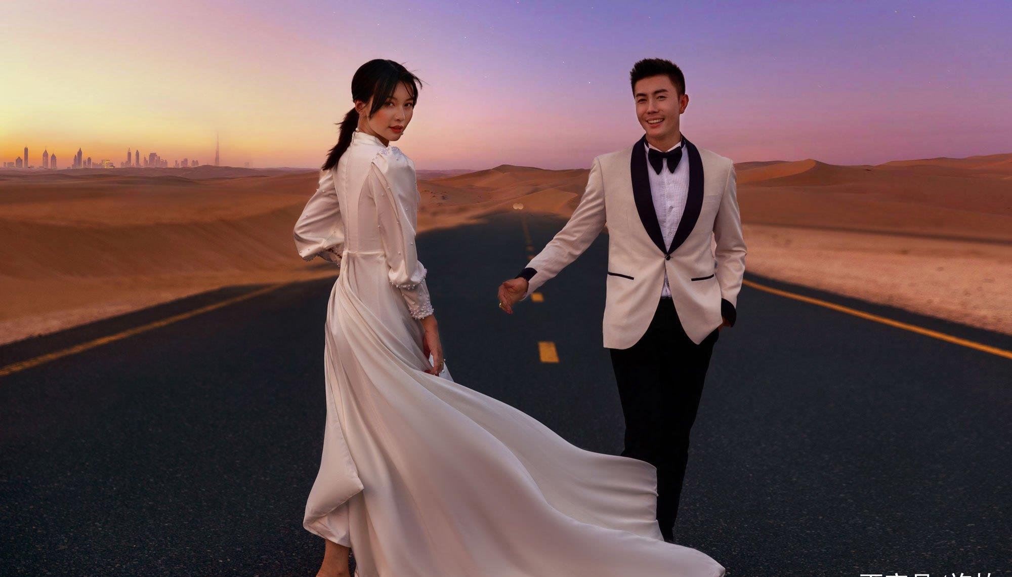 旅拍加分小心机,get这4个技巧2020年度新娘非你莫属
