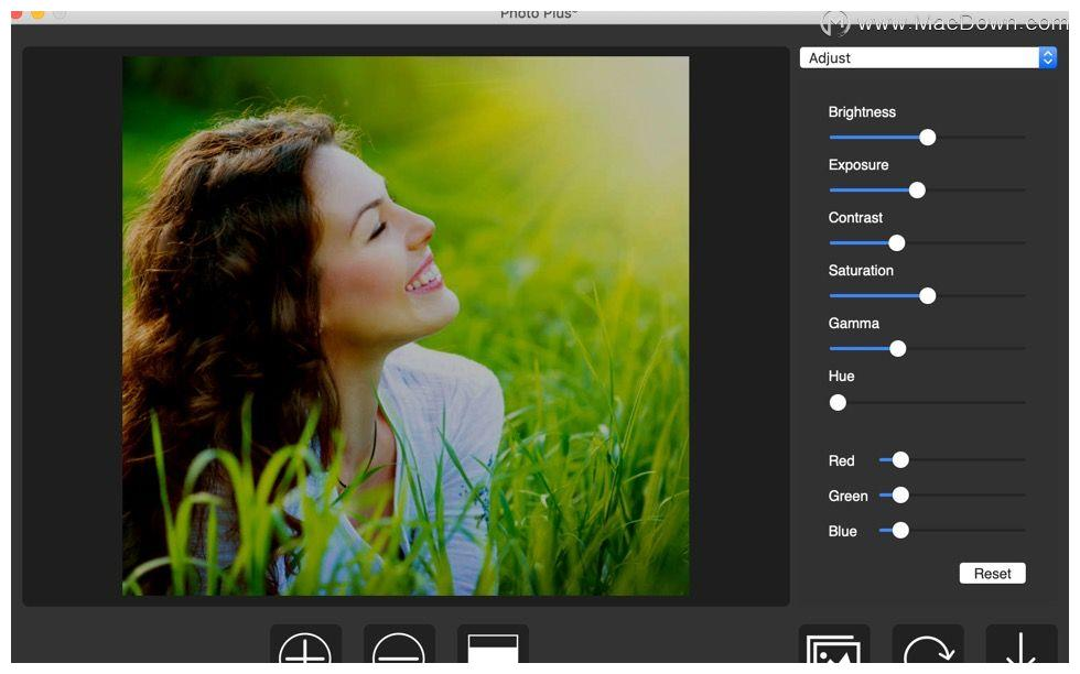 photo plus for mac图片编辑软件 v1.1免激活版