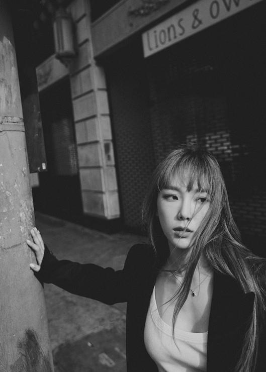 金泰妍将于1月15日发行翻唱专辑《Purpose》新收录了3首曲子