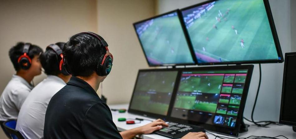 国内裁判体测准备联赛 中甲取消VAR恢复底线裁判