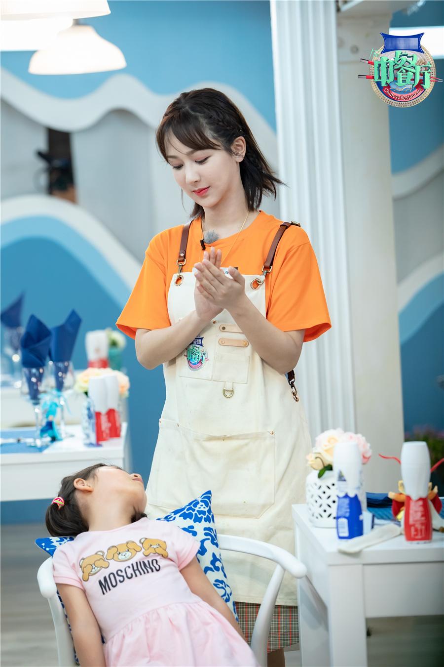 """《中餐厅3》""""灵魂舞者""""杨紫上线!旋转跳跃不停歇林大厨看懵"""