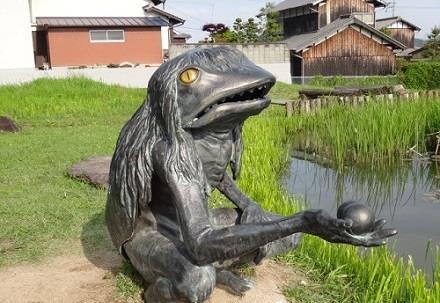 """日本保存着""""河童""""标本,这种与美人鱼相似的生物真的存在?"""