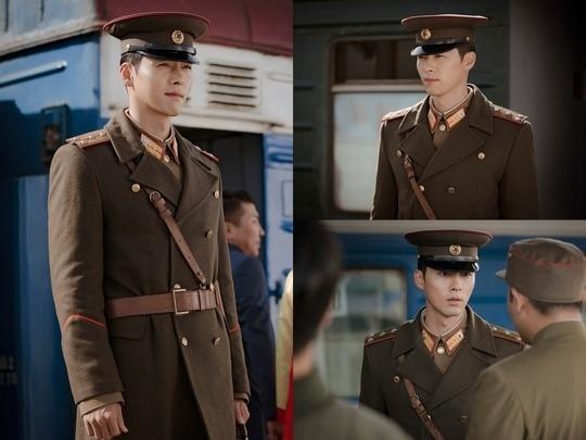 玄彬新电视剧《爱的迫降》完美的外表和制服造型公开 12月14日首播