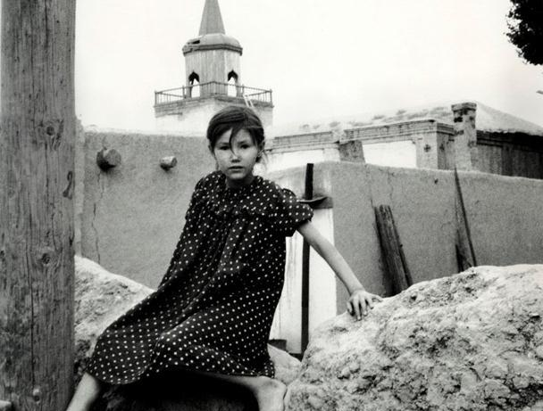 老照片:1956年的新疆  大漠风情  别具一格
