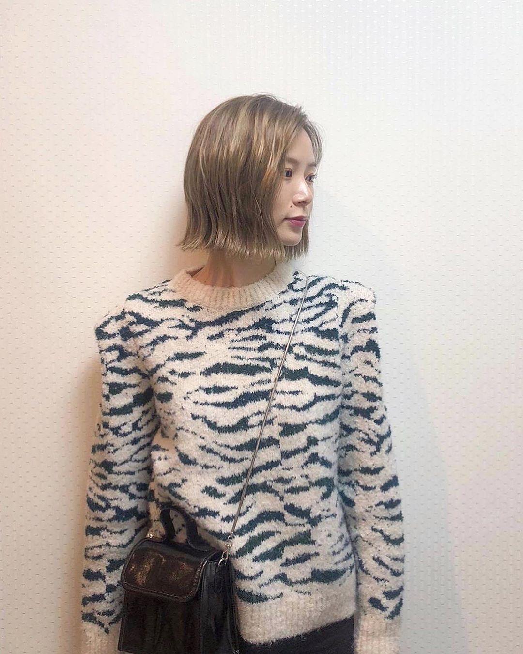 看起来很暖很可爱 粉丝对朝日奈央的私服照赞不绝口