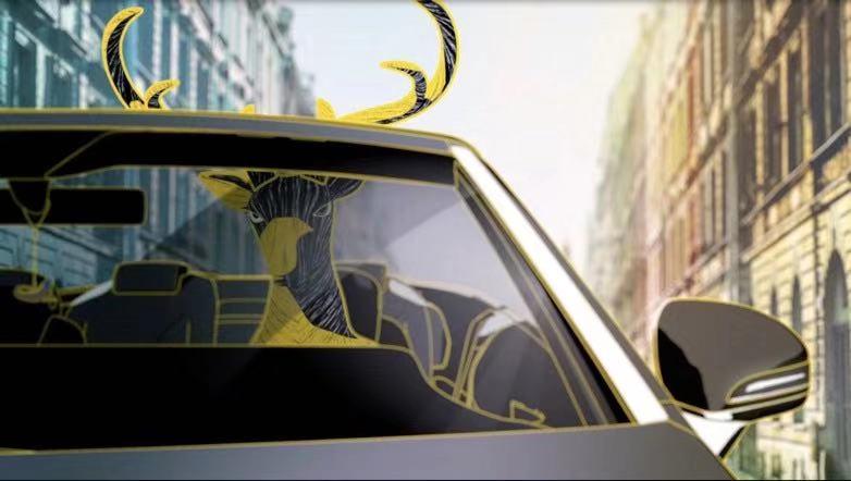 鹿晗新歌《这就是我》MV上线 动画与实景创意结合
