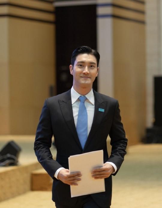 SUPER JUNIOR崔始源 首位韩国艺人被任命为UNICEF东亚太平洋地区亲善大使