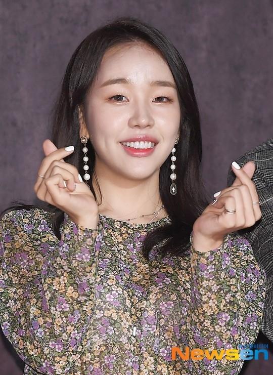 白娥娟离开JYP加入EDEN娱乐 新起点想成为一个更好的白娥娟