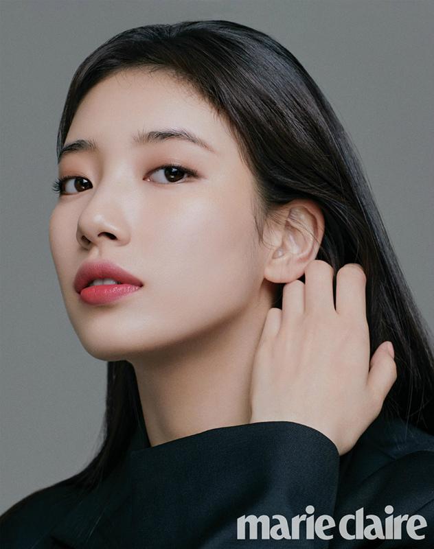 裴秀智从纯情漫画中脱颖而出的女神级美貌