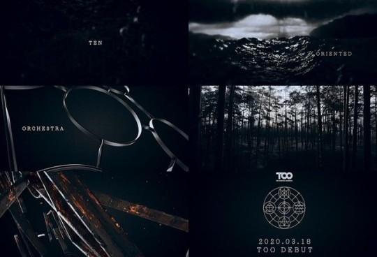 TOO公开首张专辑的世界观 预告宏大故事的开始
