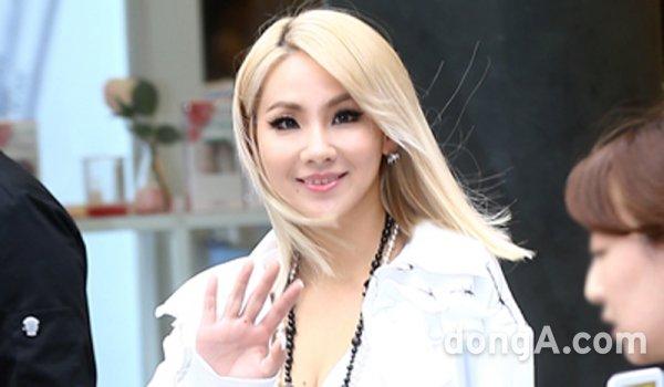 YG娱乐否认CL已经离开公司的报道