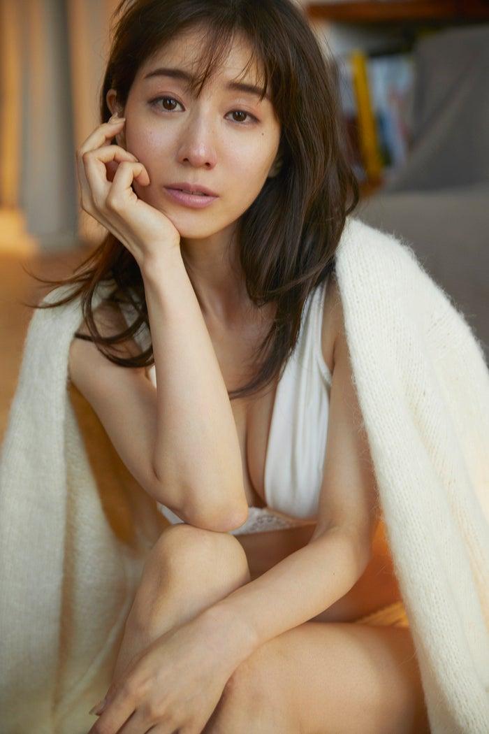 田中美奈实谈论美身体话题的1st写真集的目标是20万部