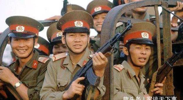 越南人是如何评价中国军队的?越军官只用了三