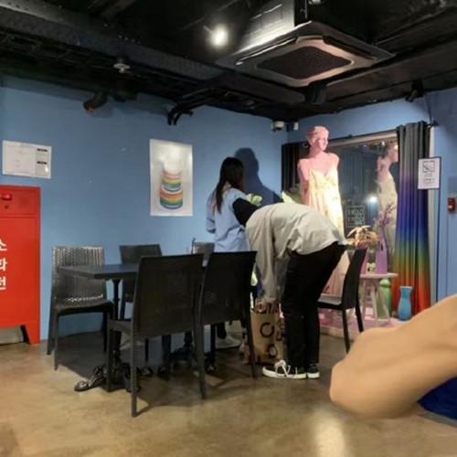 网曝林允和宋威龙同游韩国,是旧情复燃还是一直没分开过?