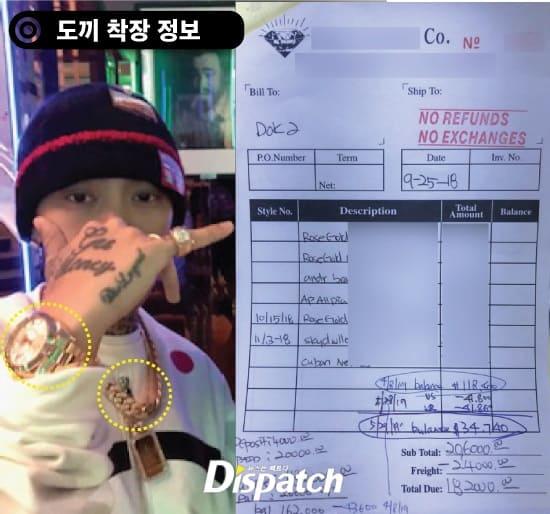 说唱歌手Dok2因未支付4000万韩元被起诉