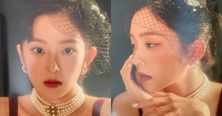 Red Velvet裴珠泫看起来像一个华丽的女神