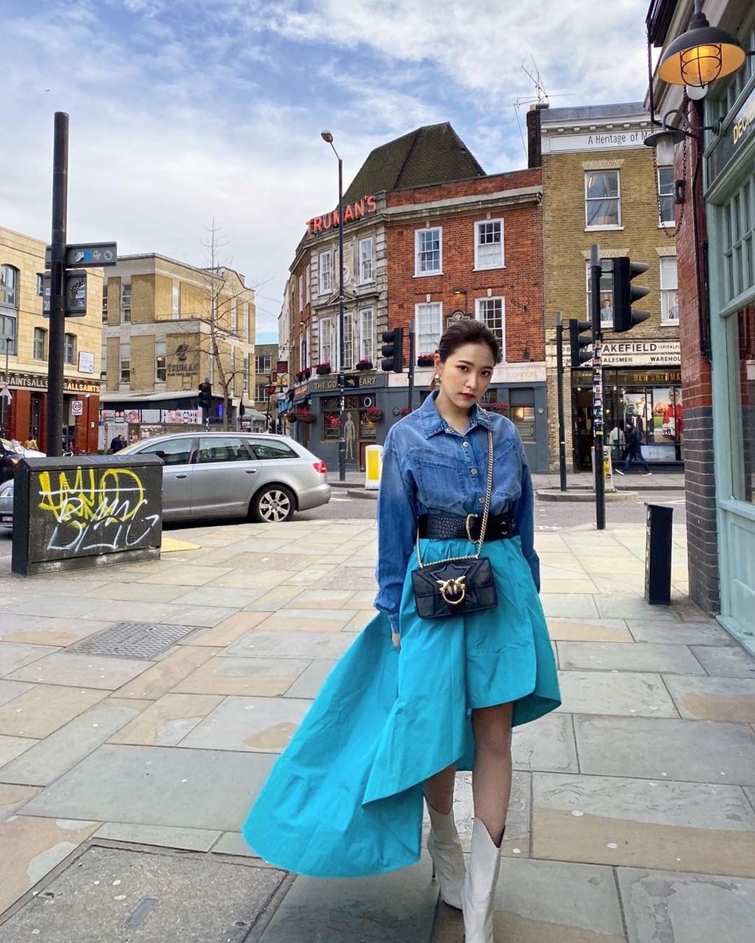Red Velvet的Yeri金艺琳正生活在她接管欧洲的梦想中