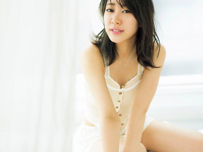 松井珠理奈担任制作人 井田玲音首次个人写真集