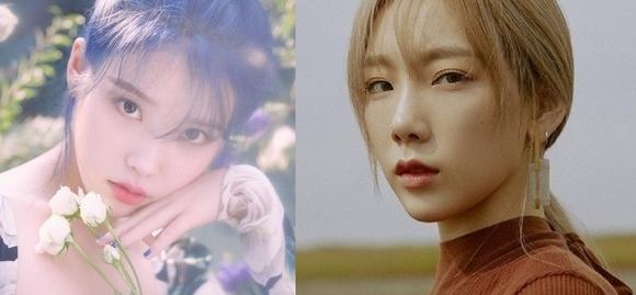 少女时代金泰妍&IU同一时期复出备受关注 两位受欢迎歌姬的不同之处