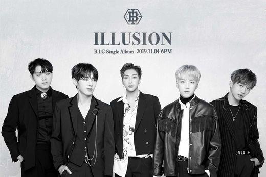 B.I.G K-POP史上首次!新曲《ILLUSION》也将以阿拉伯语发行