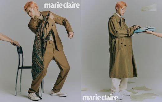 崔珉起公开超酷的写真成熟男人的魅力