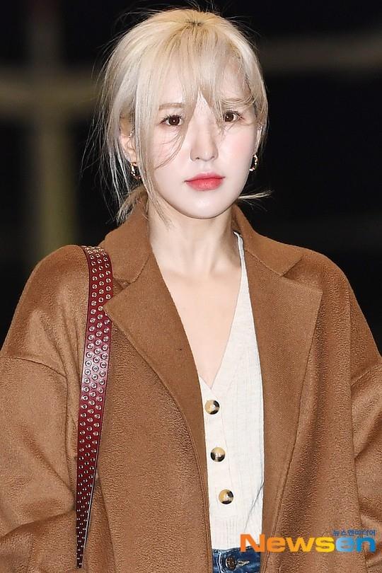 Wendy孙胜完今后的团体活动?SM表示年末的歌谣祭只参加个人舞台