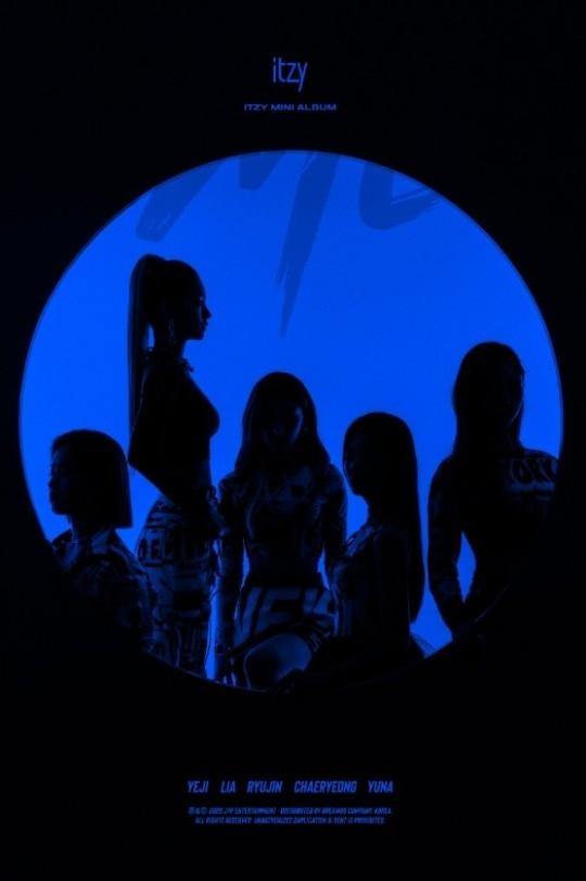ITZY将于3月9日发行新专辑《IT'z ME》回归歌坛 公开预告图片