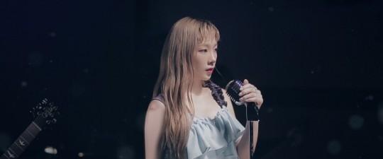 金泰妍《冰雪奇缘2》OST视频播放次数突破1000万次