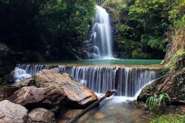 壁纸 风景 旅游 瀑布 山水 桌面 641_427