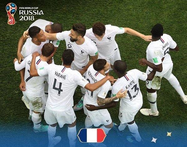 2018世界杯法国VS比利时阵容实力对比,法国或