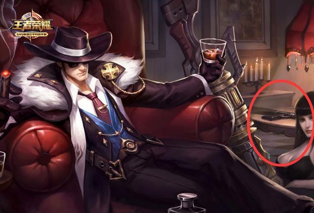 王者榮耀:王者榮耀海報里的秘密呂布和趙云為貂蟬打起來了圖片