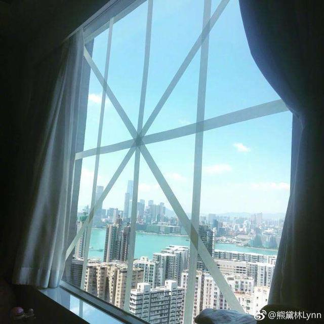 台风山竹来袭, 熊黛林家十级防备, 林峯家的窗户是认真的吗?