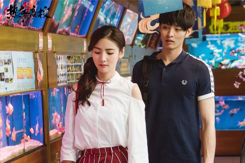 《热血高校》燃爆青春 SNH48赵粤表露心意