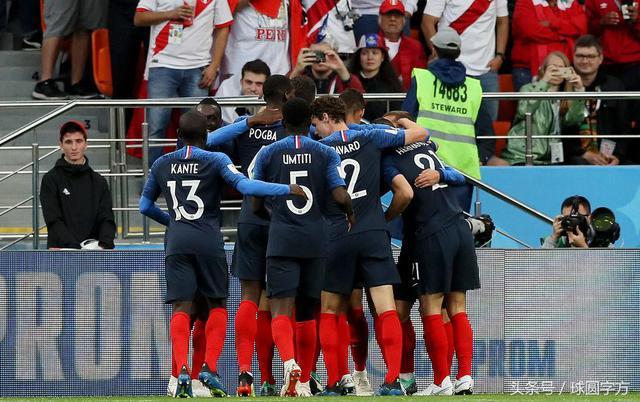 波音开户优惠:法国已露世界杯冠军相:手握四个