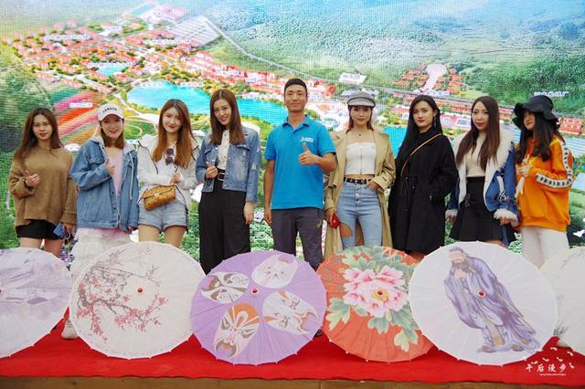 抖音达人等自媒体助力2018天水市乡村旅游新