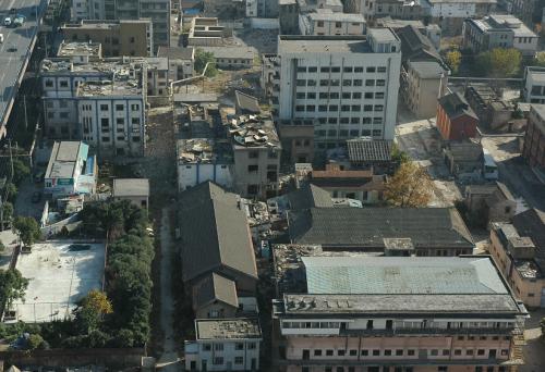 承古烁今,四季广场的解构与重建