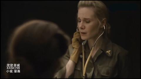 最新二战电影,德军突袭盟军野战医院,竟将做手